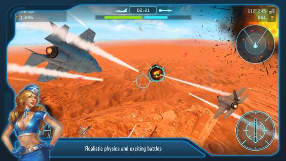 Battle of Warplanes now in the Windows Store 3