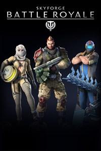 Carátula del juego Skyforge Battle Royale: Alpha Squad Pack