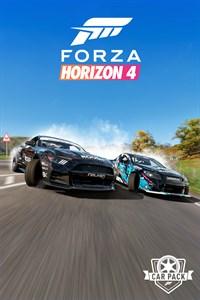 Carátula del juego Forza Horizon 4 Formula Drift Car Pack