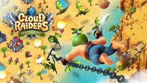 Cloud Raiders Screenshots 1