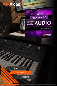 buy course for pro tools 103 recording and editing audio microsoft store. Black Bedroom Furniture Sets. Home Design Ideas