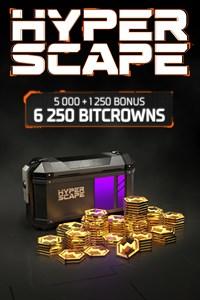 Hyper Scape - 6 250 Bitcrowns