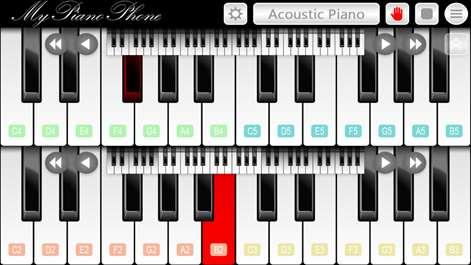 My Piano Phone Screenshots 2
