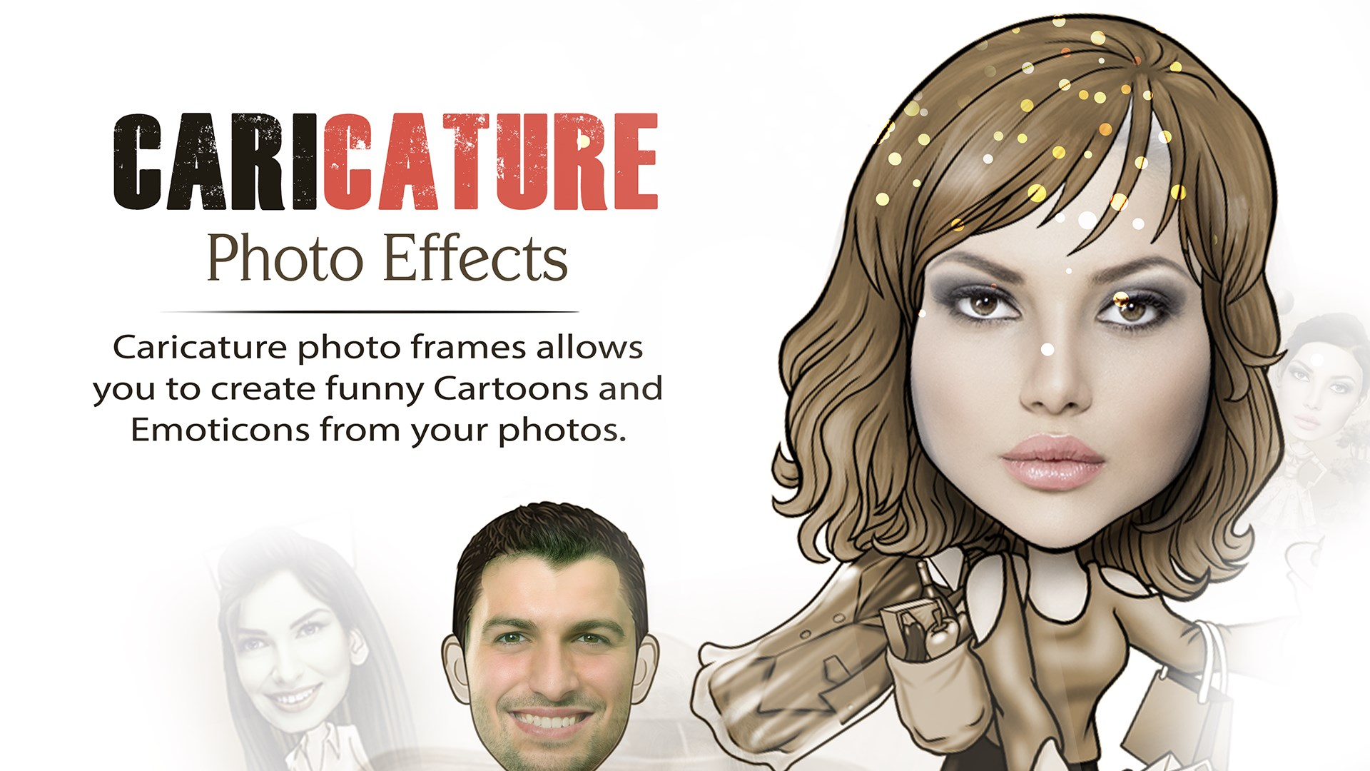 Get Photo Into Caricature Microsoft Store