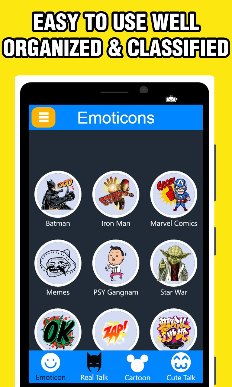 Stickers, Emoticons, Emojis 2500+ Collection