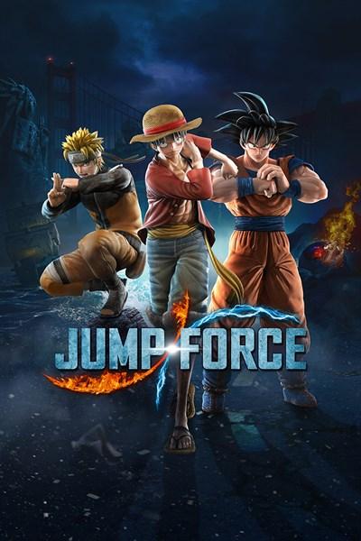 JUMP FORCE - Pre-Order Bundle