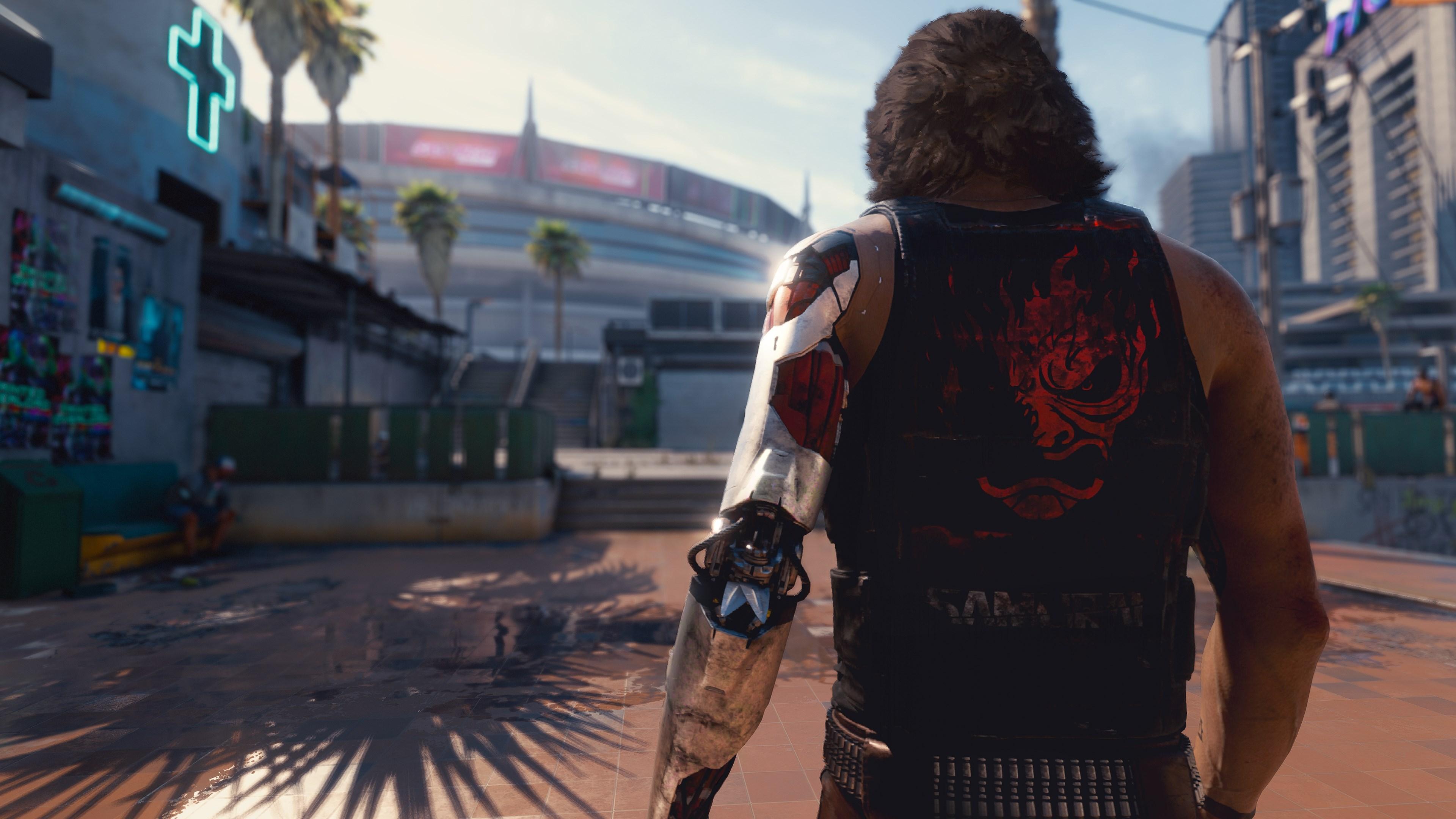 Скриншот №17 к Cyberpunk 2077