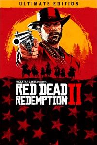 Carátula para el juego Red Dead Redemption 2: Ultimate Edition de Xbox One