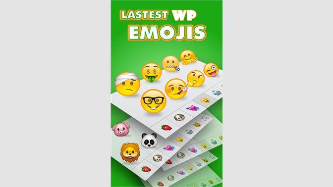 Get EMOJI PANORAMA for whatsapp, wechat, imo, talkray - Microsoft Store