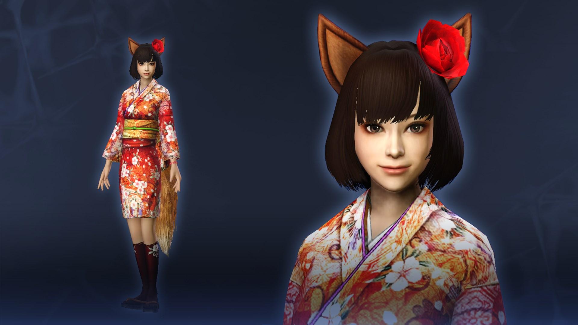 Edit Parts - Equipment Kimono