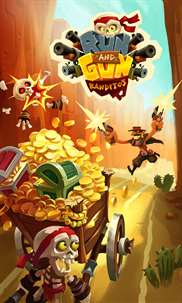 Run & Gun - Banditos screenshot 1