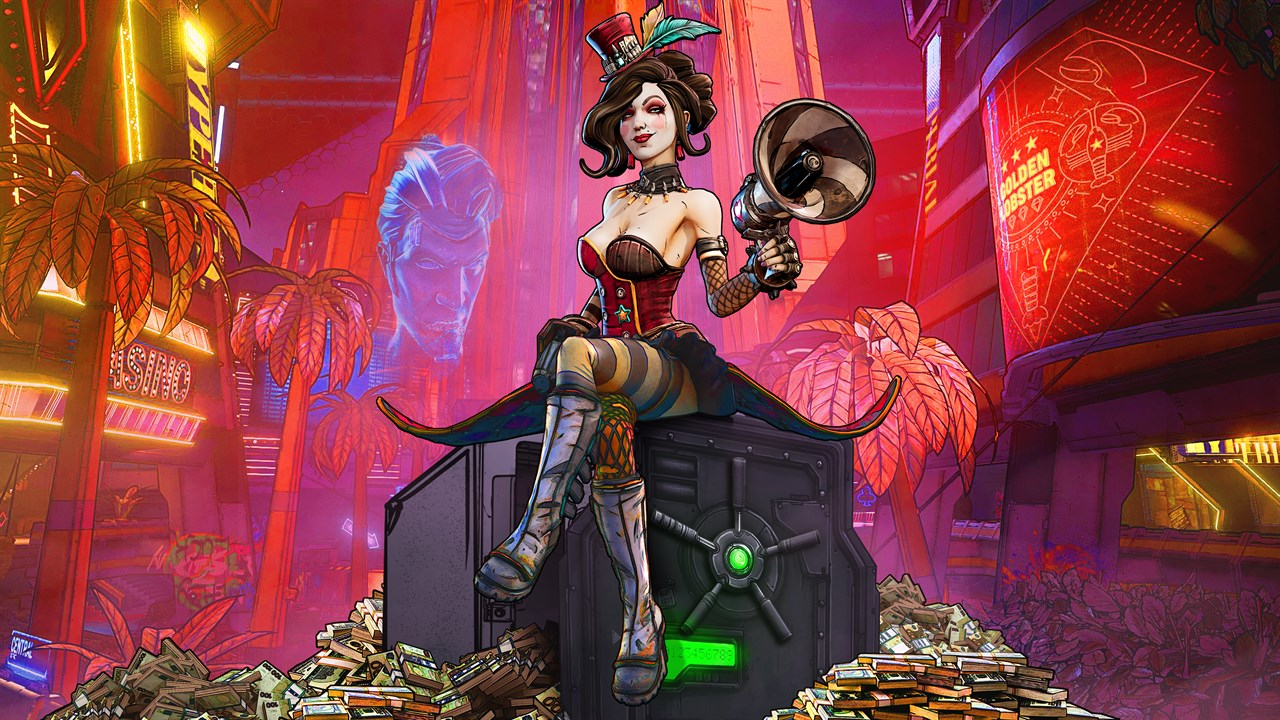 Buy Moxxi's Heist of the Handsome Jackpot Microsoft Store
