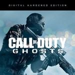 Call of Duty: Ghosts Digital Hardened Edition Logo