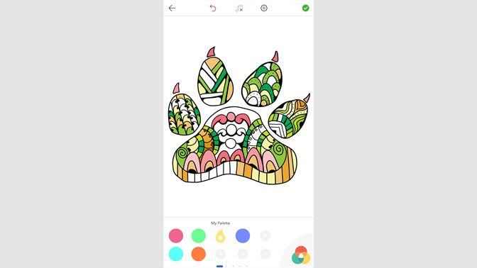 Obțineți Desene De Caini De Colorat Pentru Adulti