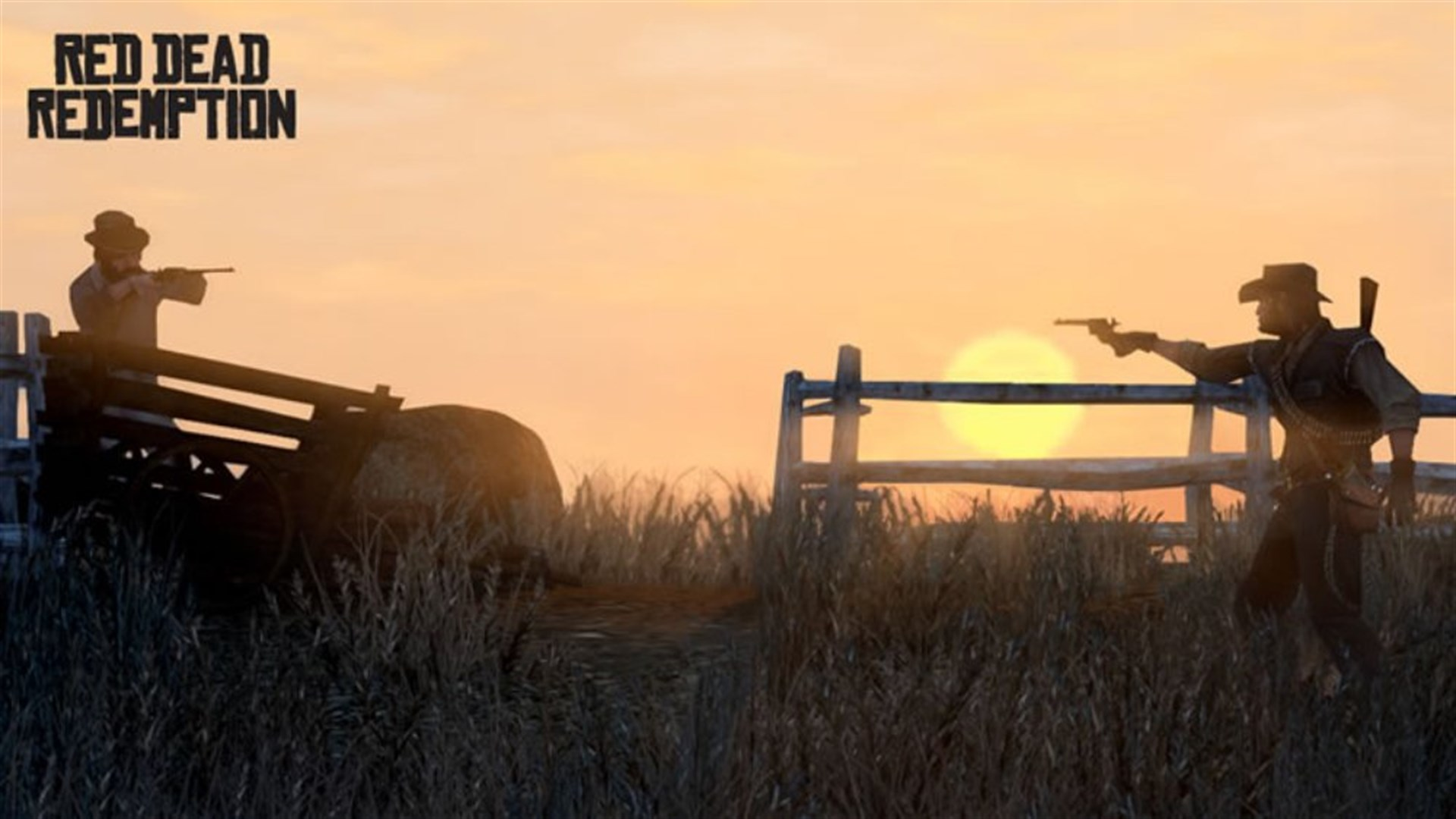 Скриншот №1 к Red Dead Redemption