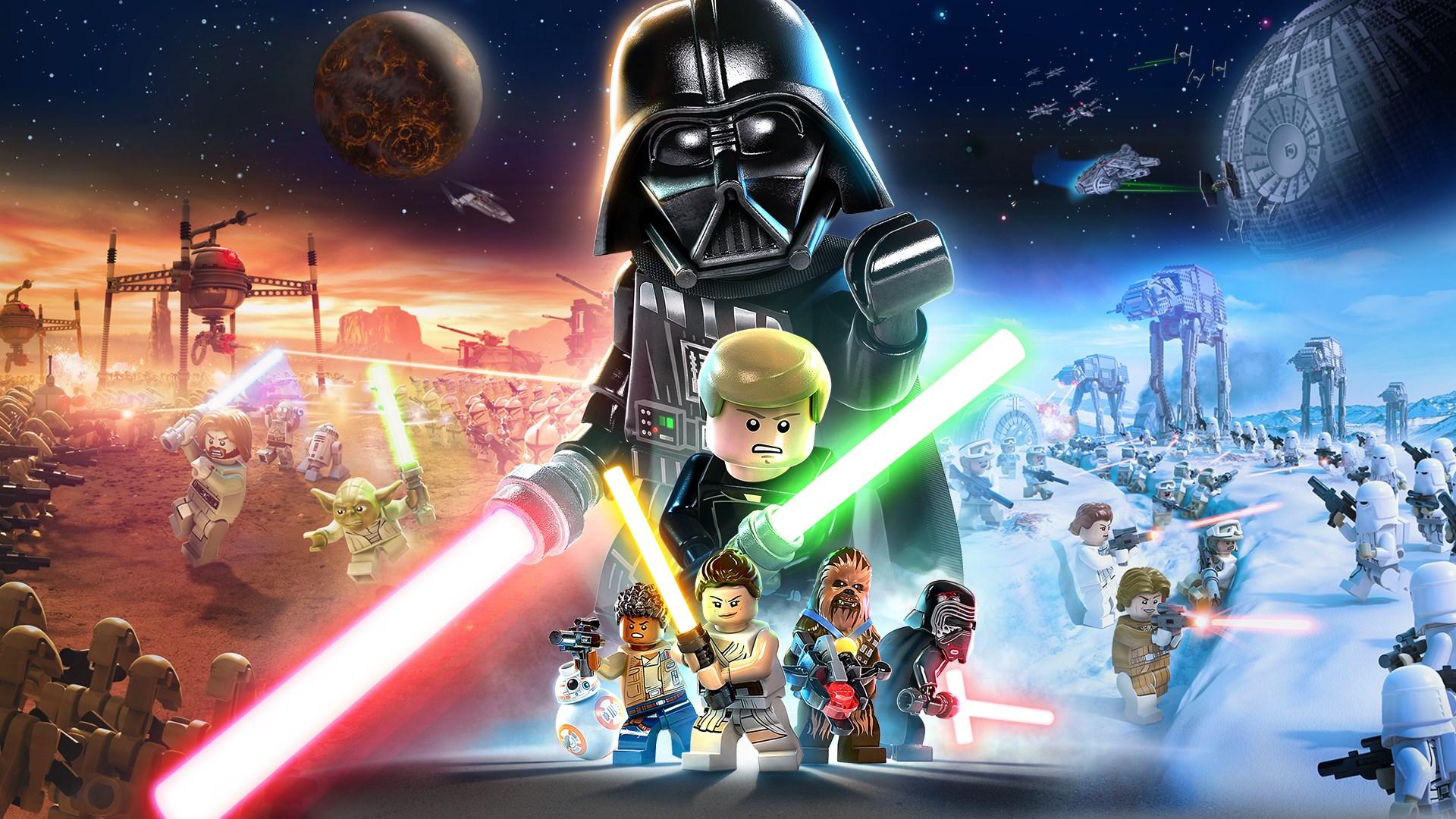 Buy Lego Star Wars The Skywalker Saga Microsoft Store