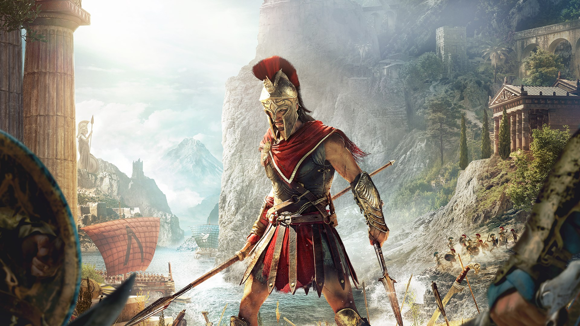 Buy Assassin S Creed Odyssey Microsoft Store