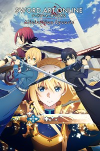Carátula del juego SWORD ART ONLINE Alicization Lycoris