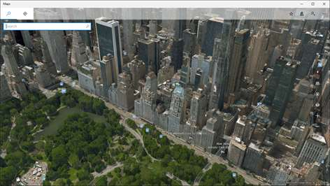 Windows Maps Screenshots 2