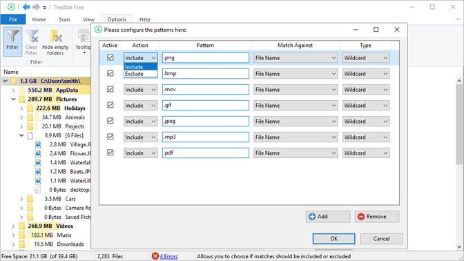 Get TreeSize Free - Microsoft Store
