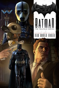 Carátula del juego Batman - The Telltale Series - Episode 3: New World Order