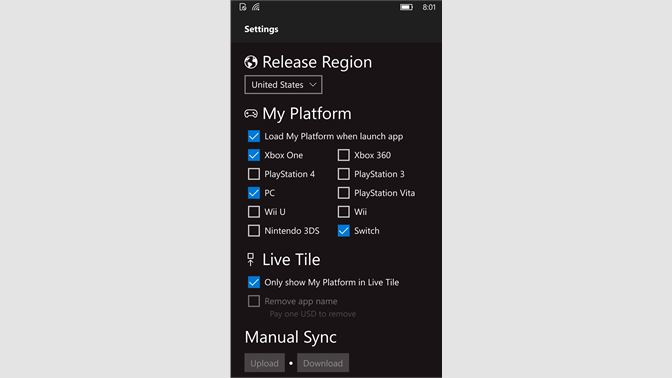 Get Game Calendar - Microsoft Store