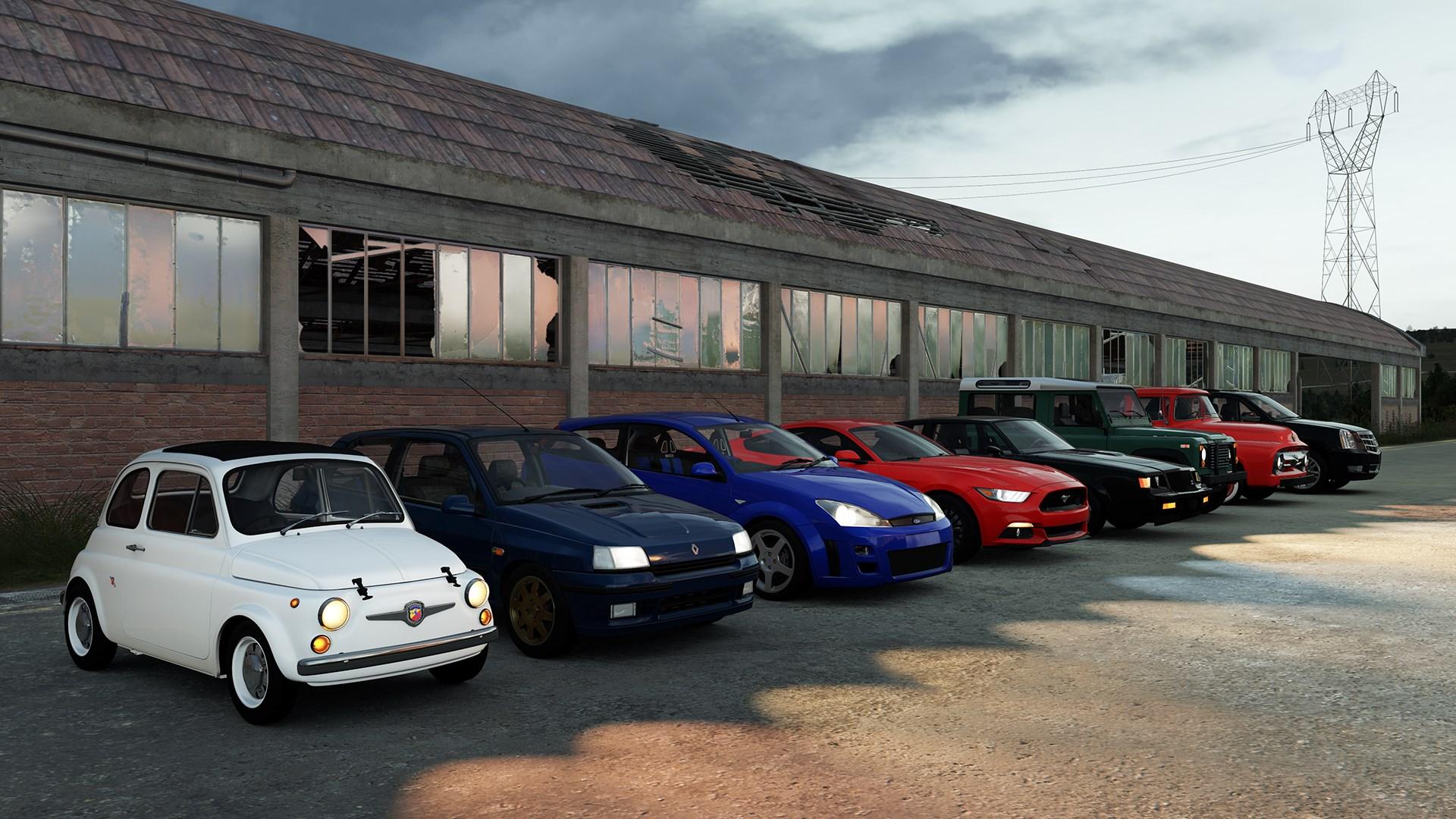 Launch Bonus Car Pack