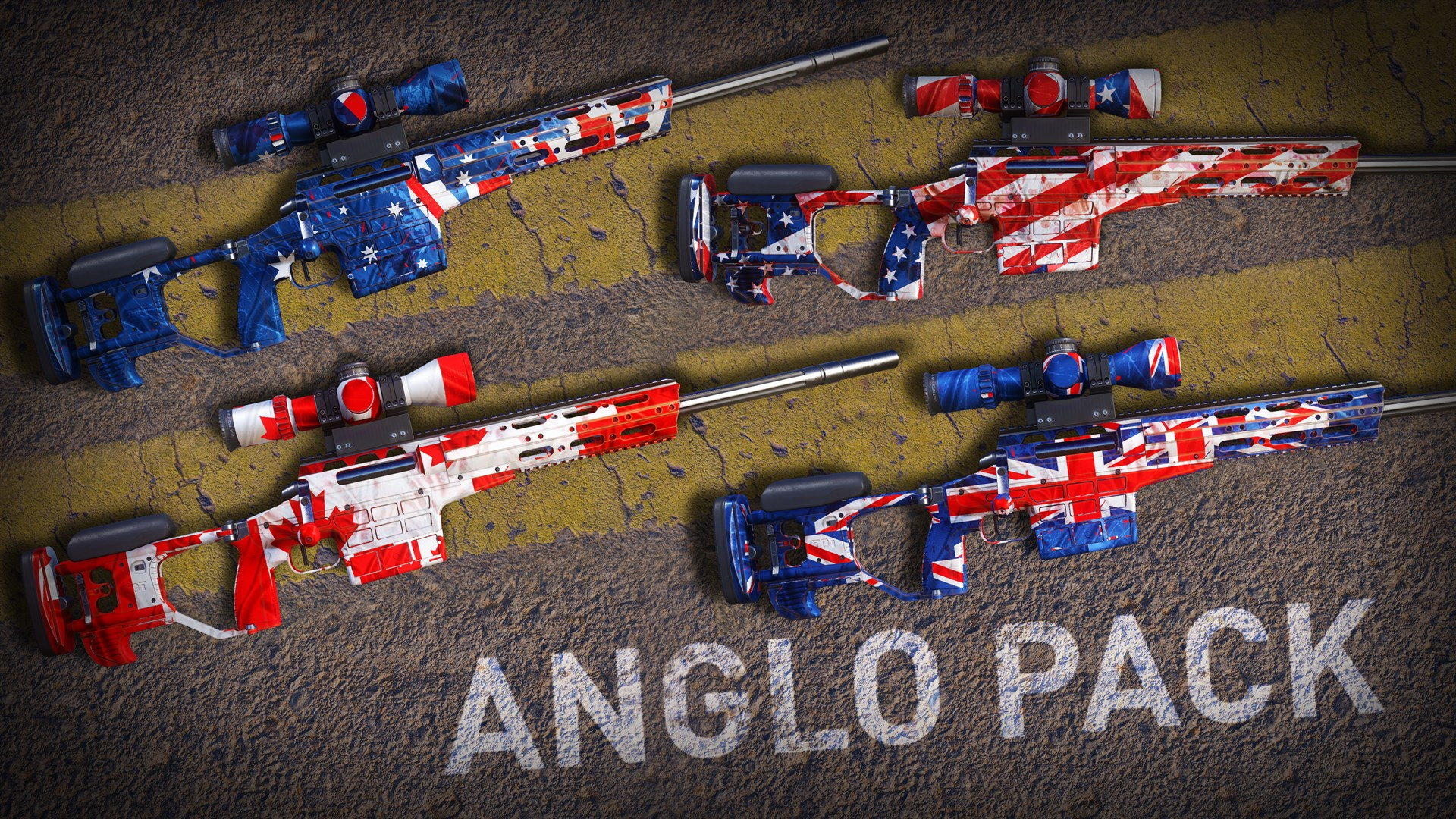 ANGLO Skin Pack