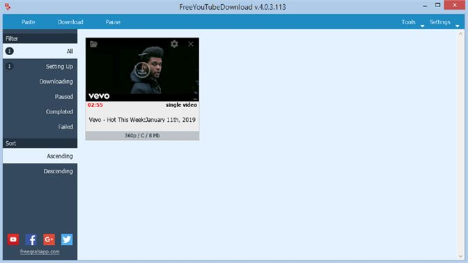 download free download youtube