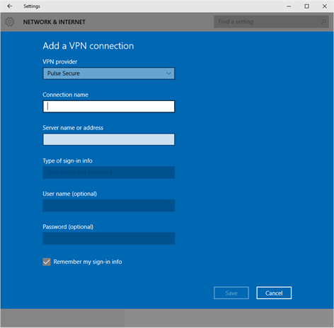 pulse secure client windows 10 download