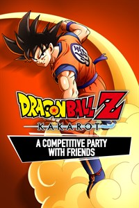 DRAGON BALL Z: KAKAROT A Competitive Party with Friends