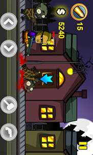 Zombieville screenshot 2