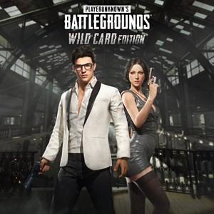 PUBG - WILD CARD EDITION Xbox One