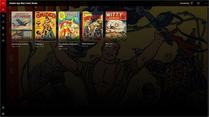 Get Cover Comic Reader Microsoft Store