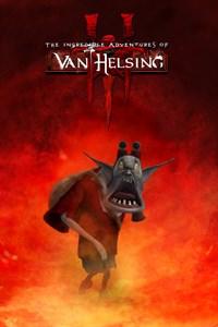 Carátula del juego Van Helsing III: Che Domovoy Minipet