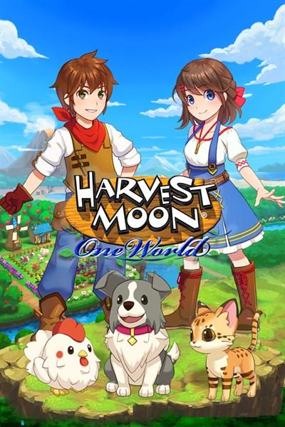 Harvest Moon: One World Bundle