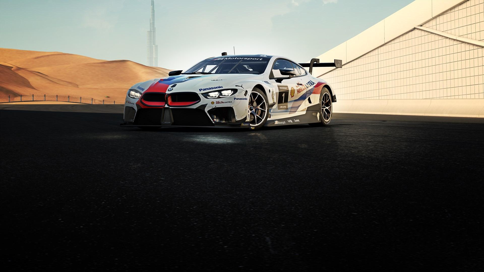 Forza Motorsport 7 2018 BMW #1 BMW M Motorsport M8 GTE
