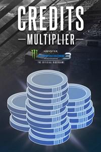 Monster Energy Supercross 3 - Credits Multiplier