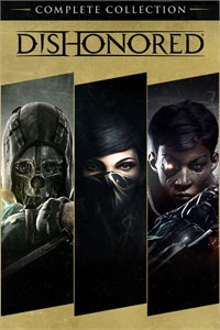 Carátula del juego Dishonored The Complete Collection para Xbox One