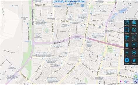 GPS Map+ Screenshots 1