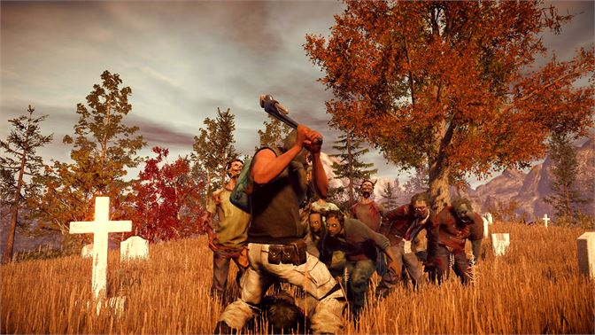 Buy State of Decay: Year-One - Microsoft Store en-IN