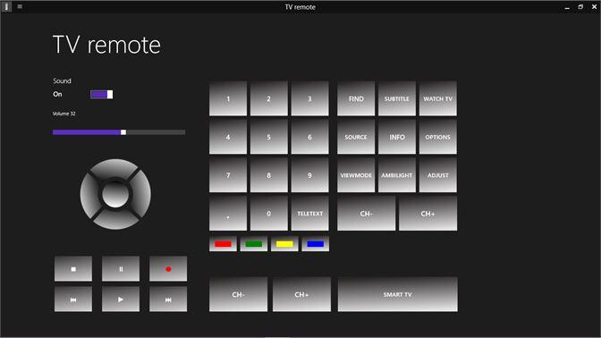 Get TV remote - Microsoft Store