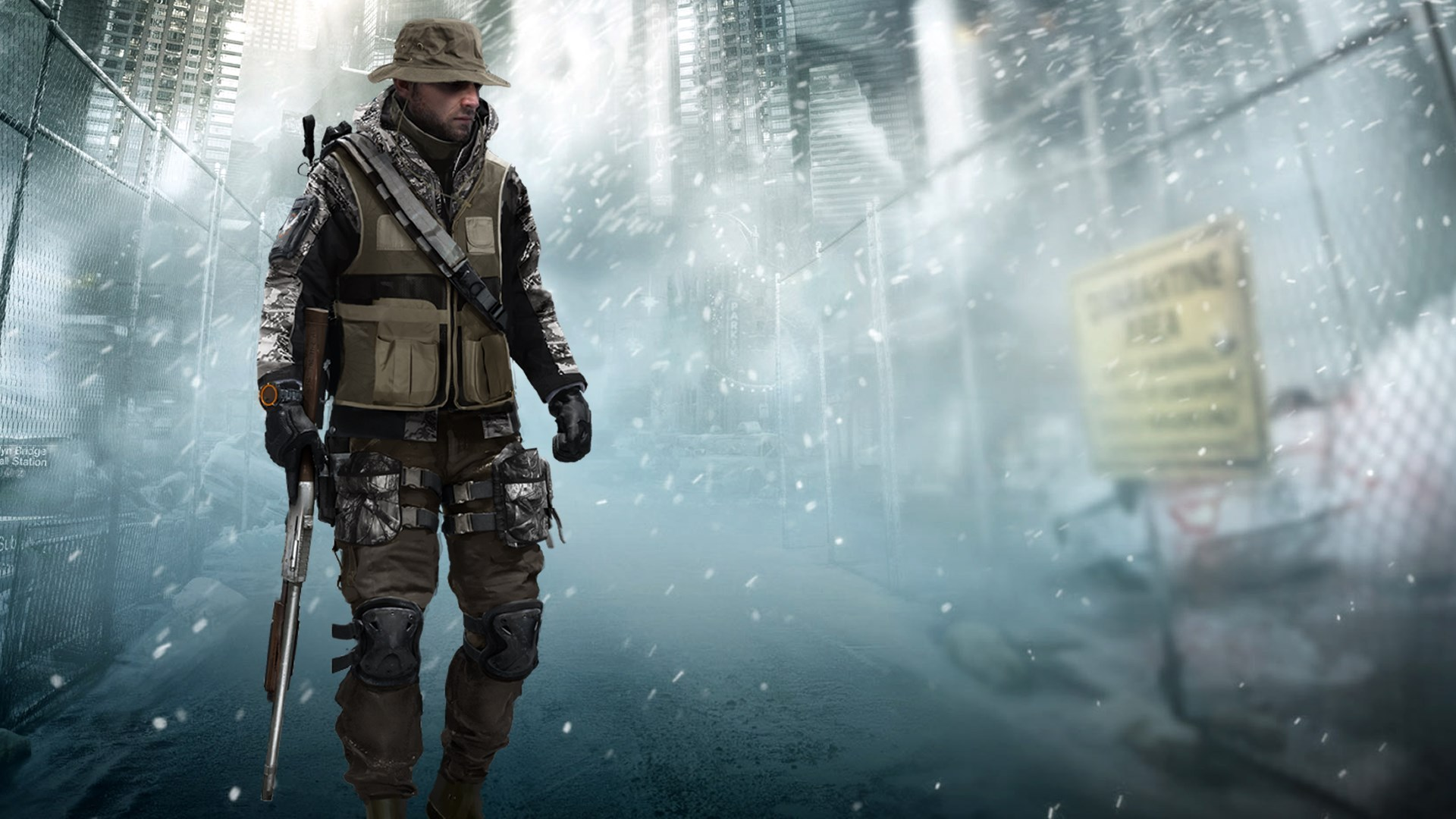 Tom Clancy's The Division™ - Pacote Hunter