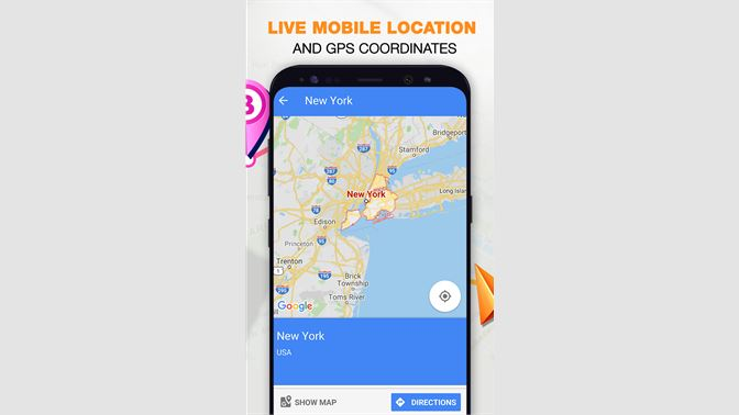 Get Live Mobile Location and GPS Coordinates - Microsoft Store