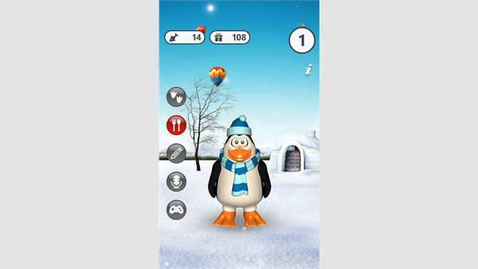 Get My Talking Penguin - Microsoft Store