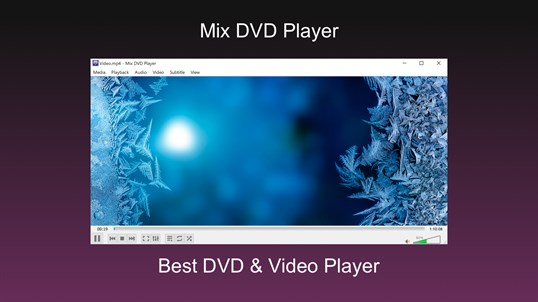 Mix DVD Player screenshot