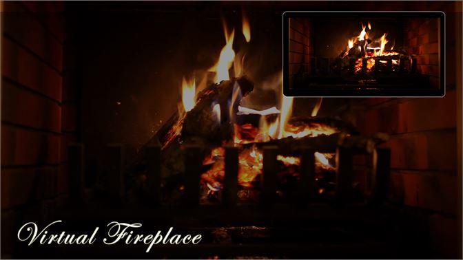 Get Virtual Fireplace - Microsoft Store
