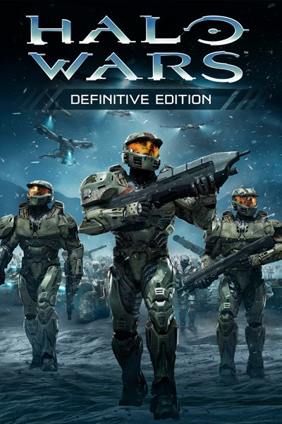 Halo Wars: Definitive Edition (PC)