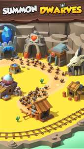 Tiny Miners: Emerald seeker screenshot 4