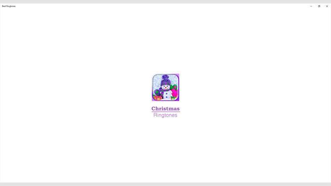 screenshots - Christmas Ringtones Free